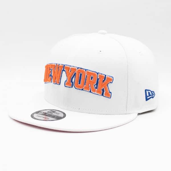 New York Knicks 2021 NBA Statement Edition New Era 9FIFTY Snapback Cap