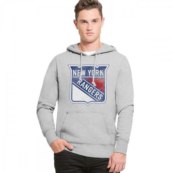 New York Rangers Knockaround Hoodie NHL Sweatshirt