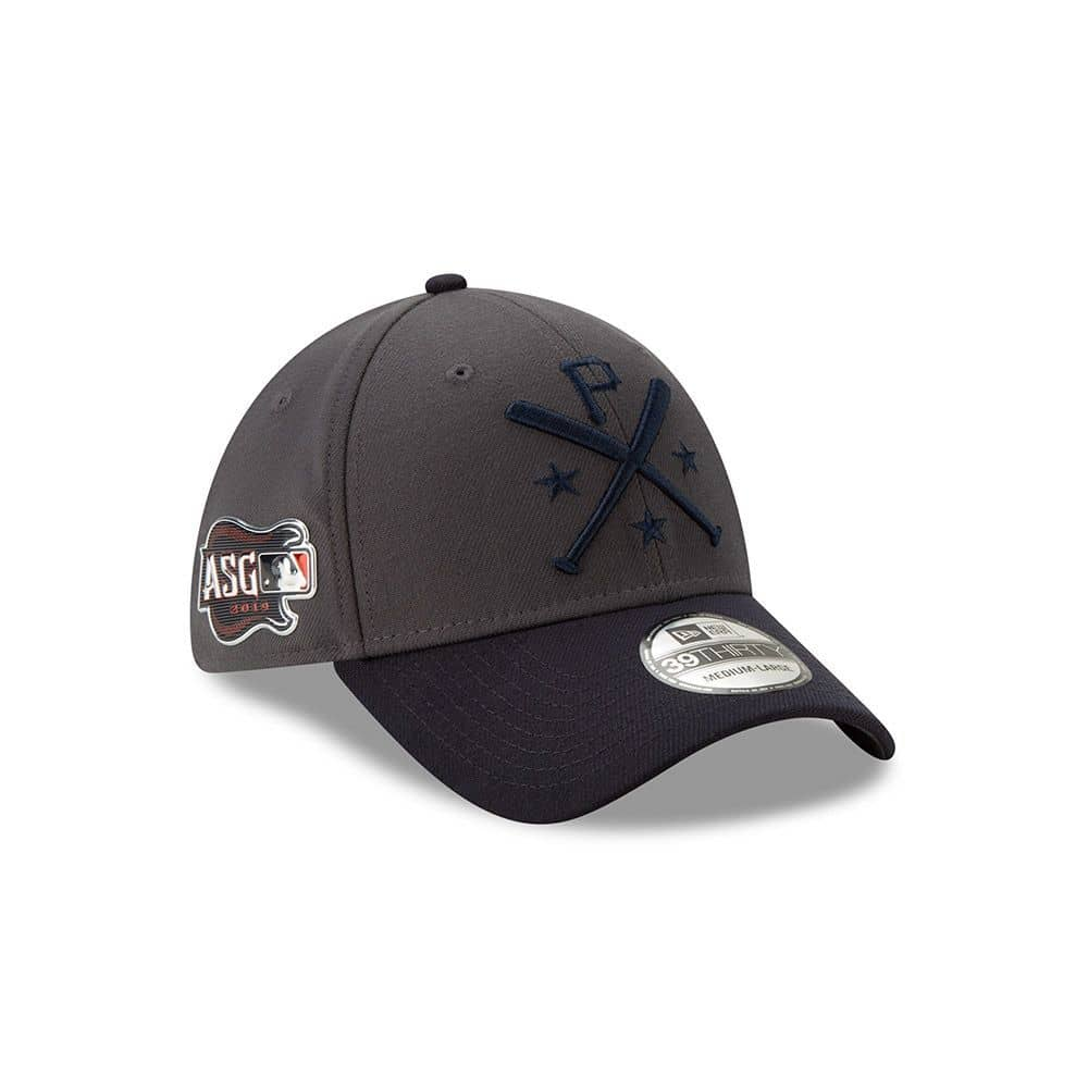 930d5a046 Pittsburgh Pirates 2019 MLB All Star Workout 39THIRTY Flex Fit Cap