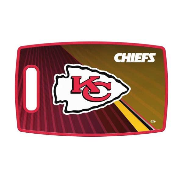 Kansas City Chiefs NFL Schneidebrett