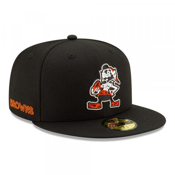 Cleveland Browns Official 2020 NFL Draft New Era 59FIFTY Fitted Cap