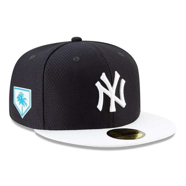 New York Yankees 2019 Spring Training 59FIFTY Fitted MLB Cap Home