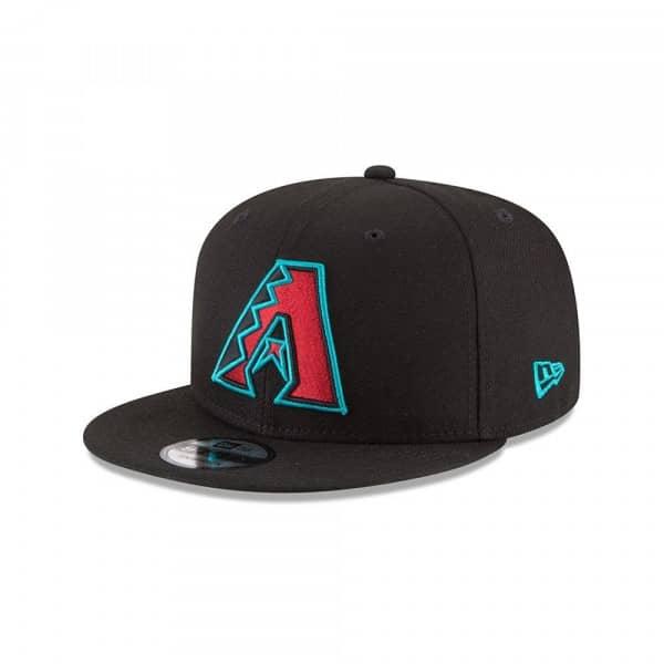 Arizona Diamondbacks Basic Logo MLB Snapback Cap