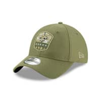 New Orleans Saints 2019 On-Field Salute to Service 9TWENTY NFL Cap