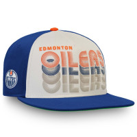 Edmonton Oilers True Classic NHL Snapback Cap