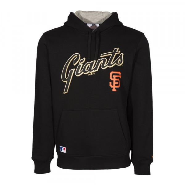 San Francisco Giants Alternate PO MLB Hoodie Sweatshirt Schwarz