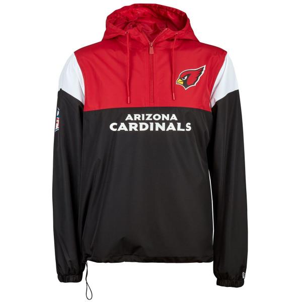 Arizona Cardinals Color Block NFL Windbreaker