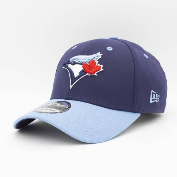 Toronto Blue Jays 2-Tone MLB New Era 39THIRTY Flex Cap Navy/Blau
