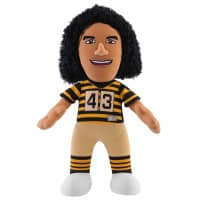 Troy Polamalu Pittsburgh Steelers NFL Plüsch Figur