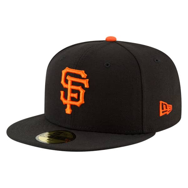 San Francisco Giants Authentic New Era 59FIFTY Fitted MLB Cap Game