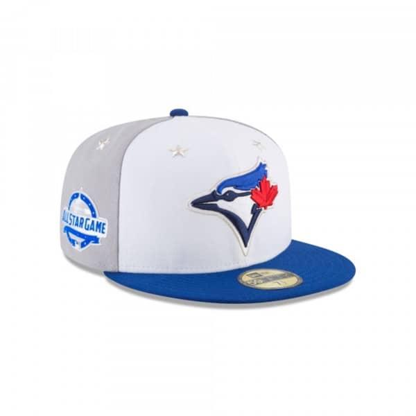 2a9781b12ef981 New Era Toronto Blue Jays 2018 All Star Game 59FIFTY Fitted MLB Cap |  TAASS.com Fan Shop