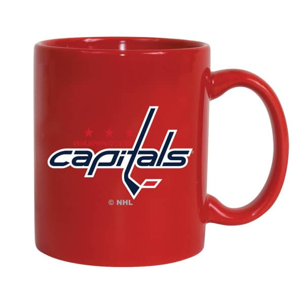 Washington Capitals Team Logo NHL Becher (325 ml)