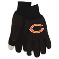 Chicago Bears Technology Touch-Screen NFL Handschuhe
