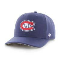 Montreal Canadiens Cold Zone '47 MVP DP Snapback NHL Cap