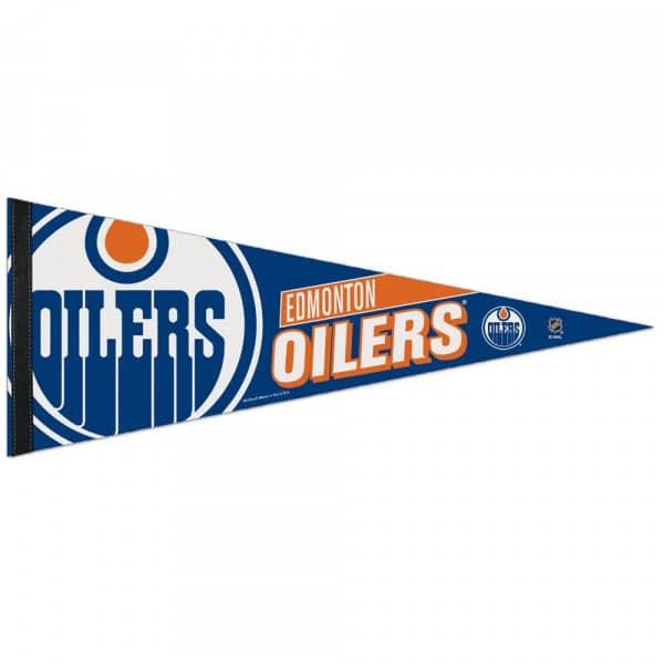 Edmonton Oilers Premium Eishockey NHL Wimpel