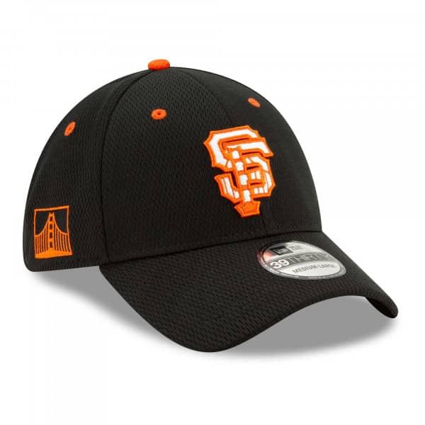 San Francisco Giants 2021 MLB Batting Practice New Era 39THIRTY Flex Cap