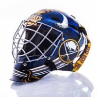 Buffalo Sabres NHL Mini Goalie Mask