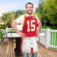 Patrick Mahomes #15 Kansas City Chiefs NFL Spielerschürze