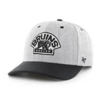 Boston Bruins Storm Cloud TT '47 MVP DP Snapback NHL Cap