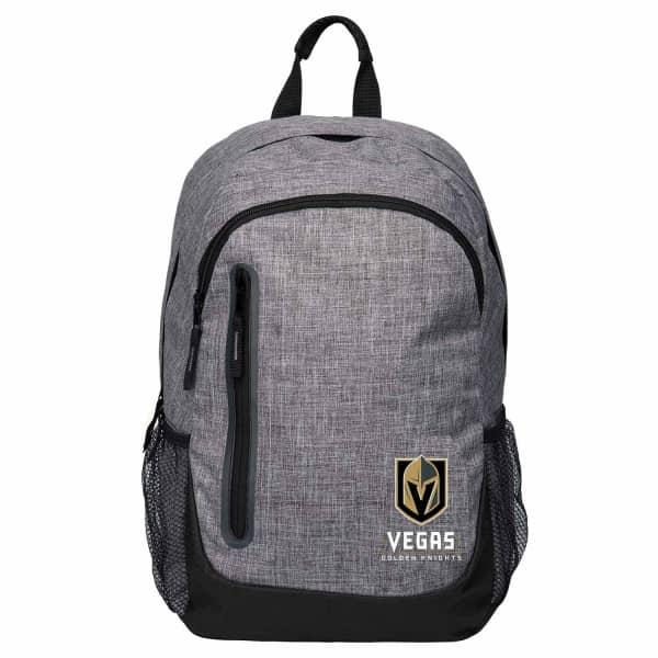 Vegas Golden Knights Bold Grey NHL Rucksack