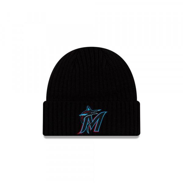 Miami Marlins Core Knit MLB Wintermütze