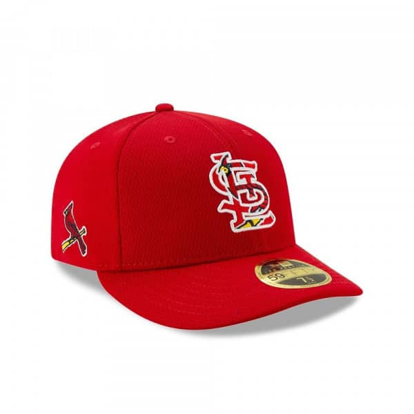 St. Louis Cardinals 2020 Authentic Spring Training Low Profile 59FIFTY MLB Cap