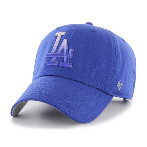 Los Angeles Dodgers Falton Clean Up Adjustable MLB Cap