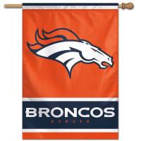 Denver Broncos Vertical NFL Fahne