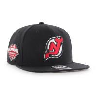 New Jersey Devils Sure Shot Snapback NHL Cap