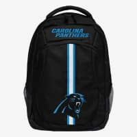Carolina Panthers Action Stripe NFL Rucksack