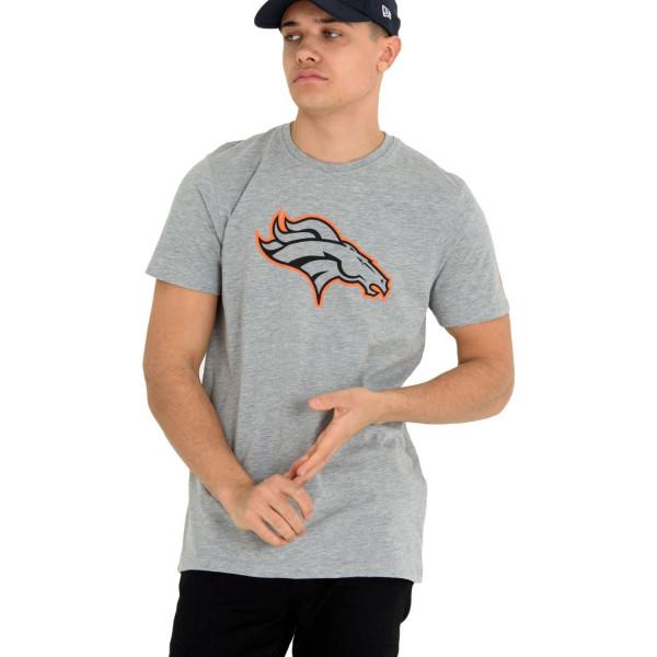 Denver Broncos Tonal Outline NFL T-Shirt