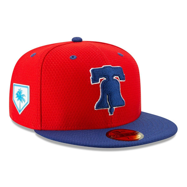 Philadelphia Phillies 2019 Spring Training 59FIFTY Fitted MLB Cap