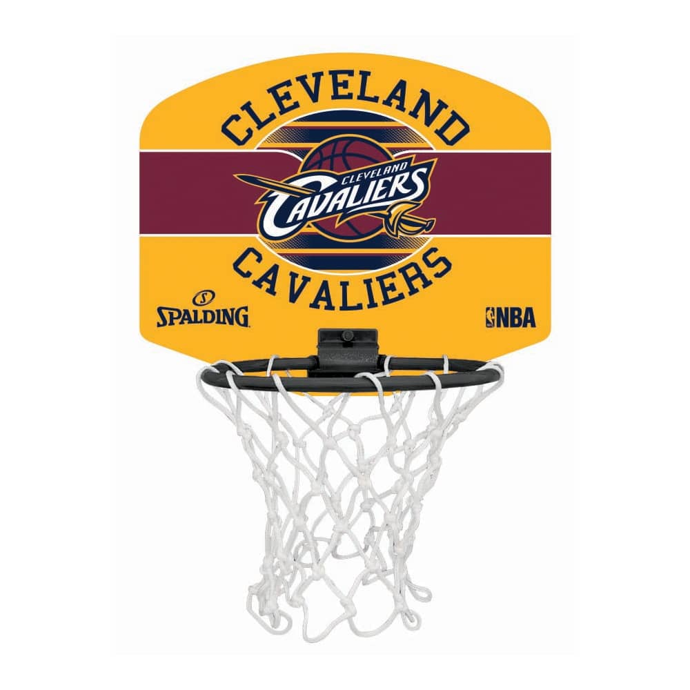 half off 0c23f d3000 Spalding Cleveland Cavaliers Miniboards NBA Basketball Set   TAASS.com Fan  Shop