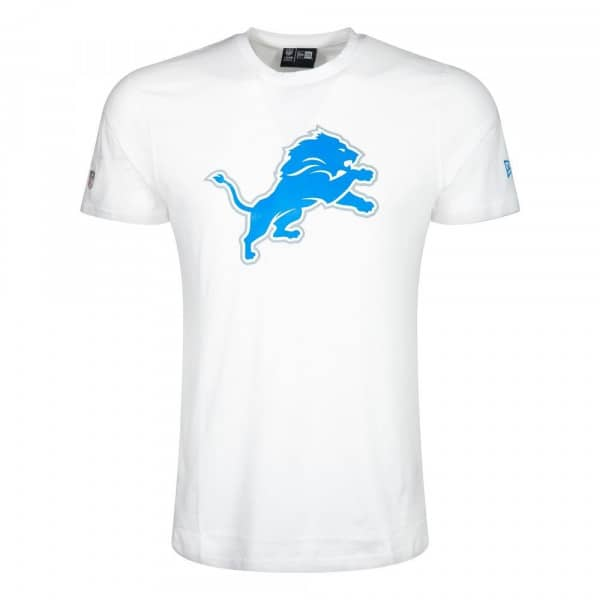 Detroit Lions Team Logo Football NFL T-Shirt