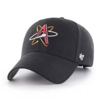 Albuquerque Isotopes MVP Adjustable MiLB Cap Schwarz