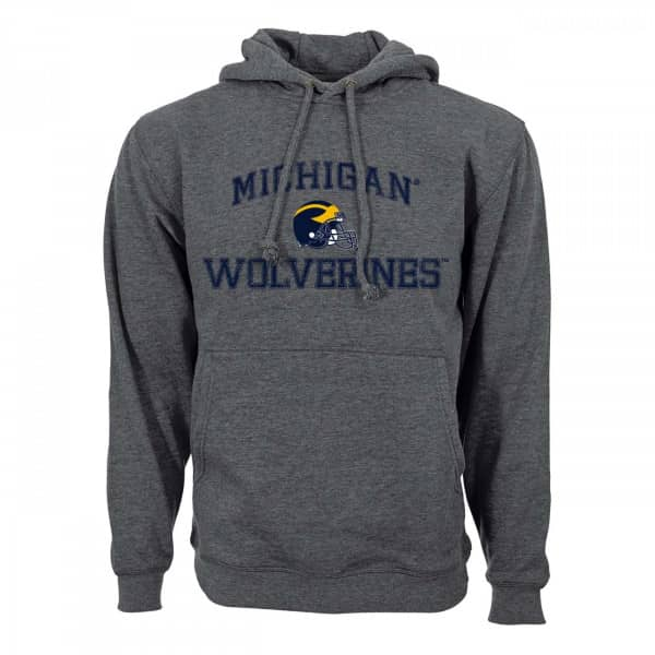 Michigan Wolverines Commission NCAA Hoodie Sweatshirt