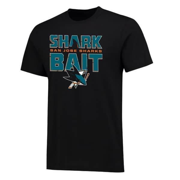 San Jose Sharks SHARK BAIT Hometown NHL T-Shirt