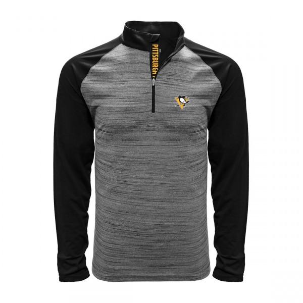 Pittsburgh Penguins Vandal Quarter Zip NHL Shirt