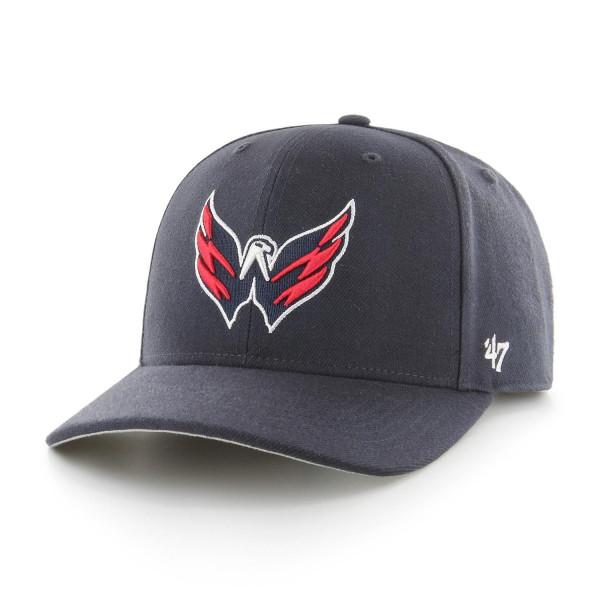 Washington Capitals Cold Zone '47 MVP DP Snapback NHL Cap