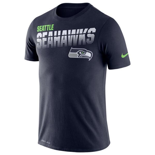 Seattle Seahawks 2019 NFL Sideline Scrimmage T-Shirt