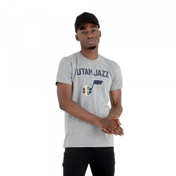 Utah Jazz Team Logo NBA T-Shirt