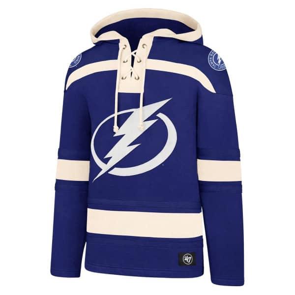 Tampa Bay Lightning Lacer Jersey Hoodie NHL Sweatshirt