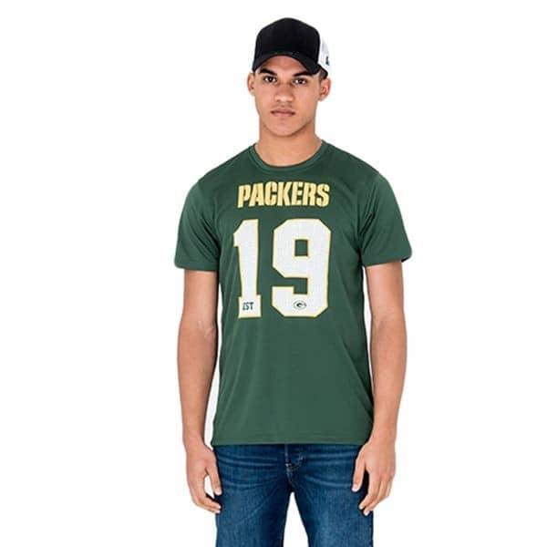 Cheap New Era Green Bay Packers Est. 19 Supporters Jersey NFL T Shirt  hot sale