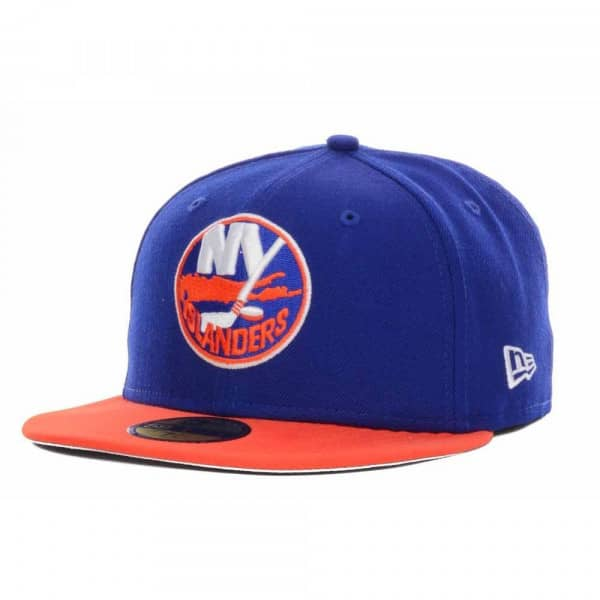 New York Islanders 2-Tone 59FIFTY Fitted NHL Cap