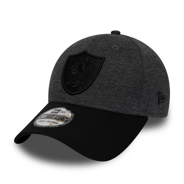 Oakland Raiders Jersey 39THIRTY Stretch Fit NFL Cap