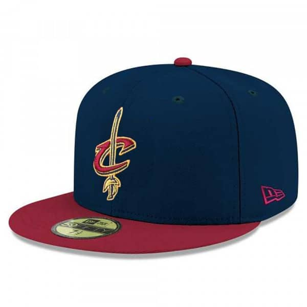 Cleveland Cavaliers 2-Tone Team 59FIFTY Fitted NBA Cap