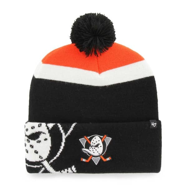 Anaheim Ducks Mokema NHL Wintermütze