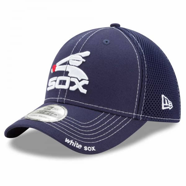 Chicago White Sox 1976-90 Team Neo New Era 39THIRTY MLB Cap
