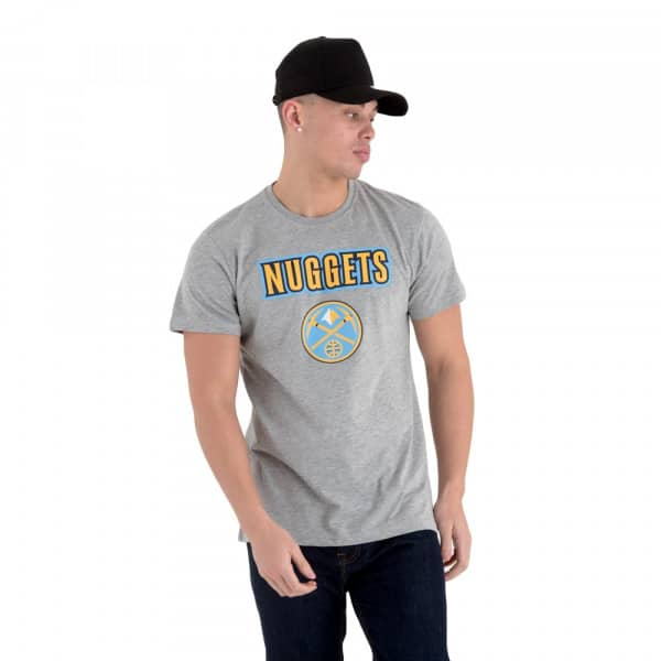 Denver Nuggets Team Logo NBA T-Shirt
