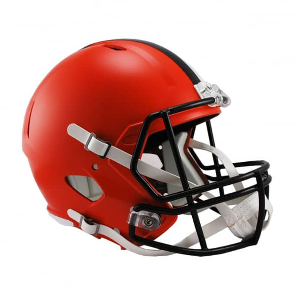Cleveland Browns Replica NFL Speed Full Size Helm